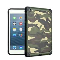 2015 new arrival fashion manufature camouflage teble cover case for Ipad mini4