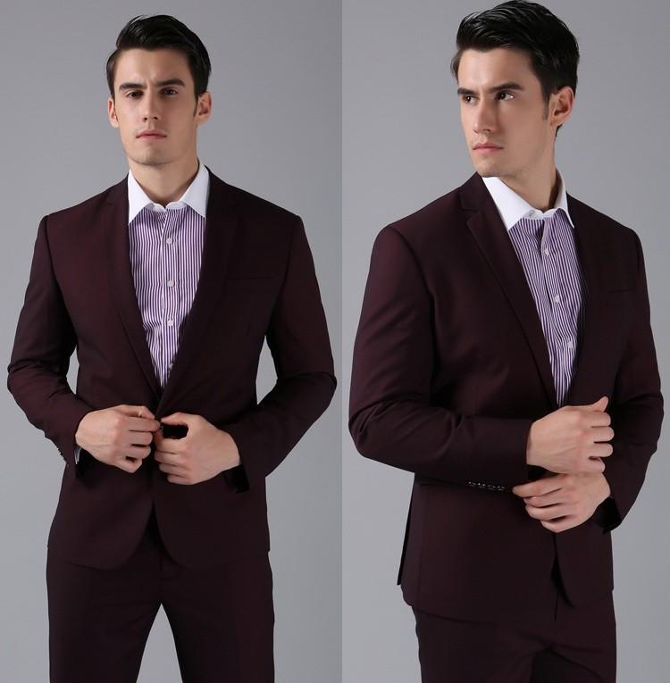 HTB1tollFVXXXXcZXFXXq6xXFXXXw - (Jackets+Pants) 2016 New Men Suits Slim Custom Fit Tuxedo Brand Fashion Bridegroon Business Dress Wedding Suits Blazer H0285