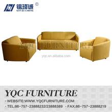 Y1042 hot sale eruo style modern popular leather sofa