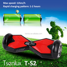 2015 newest cheap Tsenlux 2 wheels Powered unicycle smart drifting self balance scooter two wheel for adults