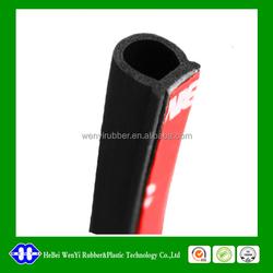 good quality car foam adhesive rubber seal