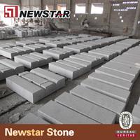 G603 mountain grey granite kerbstone,cheap granite border stone,granite curb stone