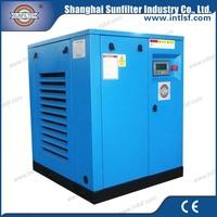China supplier diesel engine air compressor portable air compressor