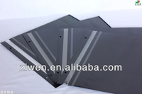 Wholesale white/black PVC self adhesive/sticky inner sheets for photo albums, OEM accepted