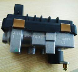Garret Hella valve 752406 6NW009206 electronic actuator