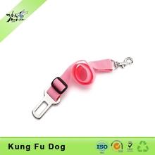 Ayarlanabilir emniyet köpek araba naylon kemer/için emniyet kemeri köpekler