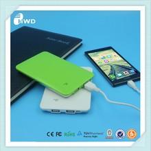 8000mAh portable charger power bank mobile phone backup powers