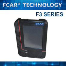 Los coches de gasolina 12v y 24v de camiones pesados, restablecimiento ECU, Fcar F3-G escánear automáticamente