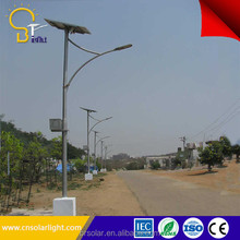 TUV CE approved best price 20W 120W solar panel led street lighting