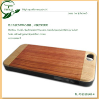 for True Bamboo Apple cases for iphone 5 for iphone wood case engraved,custom is highly welcomed
