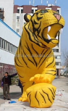 6m length big/giant inflatable tiger