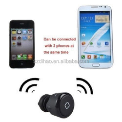 DIHAO mini in-ear stereo wireless earphone noise cancelling cheap bluetooth headphone