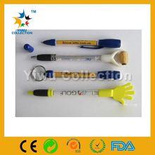 official or promotional pen,cheap souvenir pen,light tip ball pen