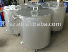 mixng tanque de acero inoxidable