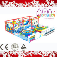 Latest colorful design fantastic children playground park amusement