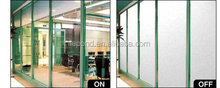 Intelligent dimming glass smart glass/Magic Switchable Glass/Electric Privacy glass,
