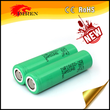 Authentic 25r5 samsung 18650 lithium ion battery cells 3.7v 2500mah 20A li-ion battery inr18650 battery 3.7v 18650 samsung 25r5