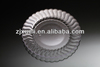 clear plastic party plates,disposable plastic plate