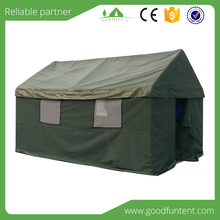 flame retardant outdoor camping waterproof canvas tent