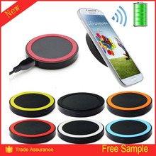 2016 Hot Selling Protable Mobile Phone Hight Quality QI Wireless Charger for Samsung Wireless Charger