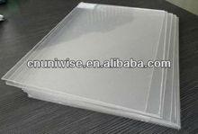 color acrylic sheet samples