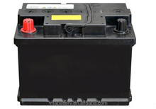 Producing High Quality DIN Standard 12V 100Ah Lead Acid Dry Charged battery for Car/Auto/Vehicle N100 Car Battery price