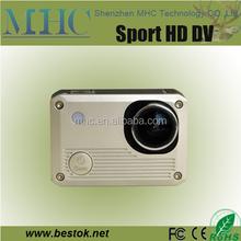 16MP Full HD 1080P Wifi Sport Camera 170 Degree Wide Angle Wifi 1080p Sports Camera