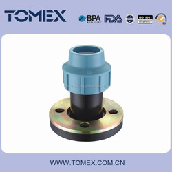 China factory, new plumbing materials, pp compression fittings