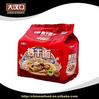 Wholesale digestible original flavor instant noodle manufature