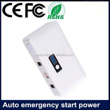 lightweight 12v 16v 19v 12V easy Battery jump power jumpstart 12 volt cars