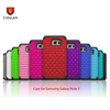 2015 New arrival shiny Diamond bling PC silicon hybrid phone case For samsung galaxy note5 for Galakxy note5 case