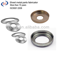 Steel stamping cup washers