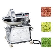 HYTW-110 Central kitchen equipment automatic food bowl cutter/grinder