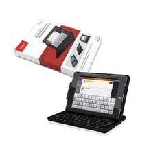 Wholesale IPEGA PG-IPM015 silicon rubber mini keyboard bluetooth rohs, free keyboard, keyboard wrist pad