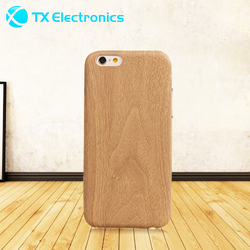 Real wood phone case, wooden cell phone case for iphone