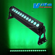18x10w RGBW led outdoor wall washer linear led bars