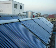 Evacuated Tube Solar Collectors For Hotel 30Tube 50Tubes 60Tubes
