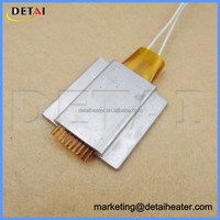 Customized conductive heating elements
