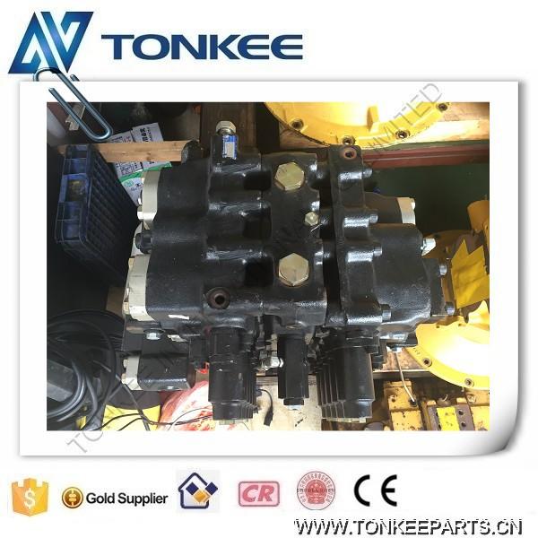 LV30V00009F1 HYSET hydraulic main control valve for KOBELCO (2).jpg
