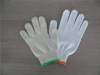 FOB 0.07 25g Cotton knitted Hand Working Gloves