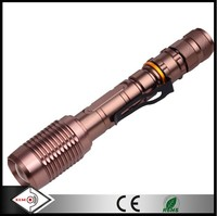 Powerful Led Torch Handhold Light Tactical Rechargeable Flashlight