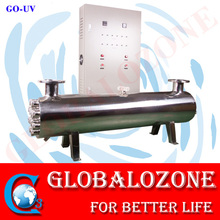 uv sterilizer in water treatment