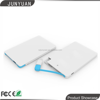 Ultrathin Portable Mobile Power 4000mAh Power Bank for iPhone6