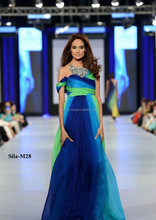 long maxi style party dress BE-M28