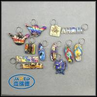 china factory supply cheap keychain make your own keychain