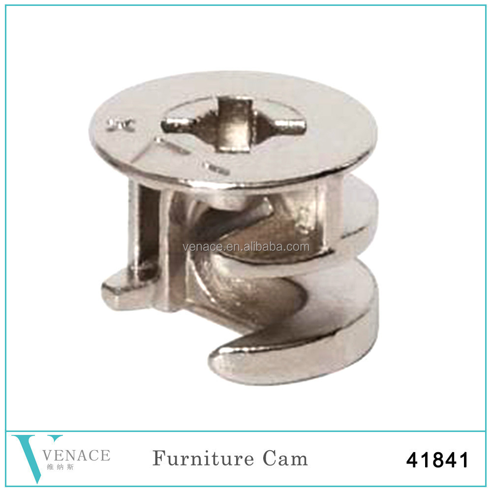 Furniture joint connector bolt fittings cam lock