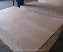 high quality 9mm okoume plywood with poplar core