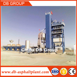 LB1000 asphalt batching plant price for sale