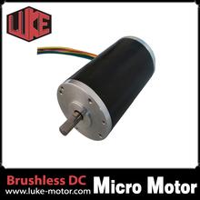 Micro eléctrico de imán permanente Motor de corriente continua