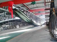 GRP wind turbine blade mould factory